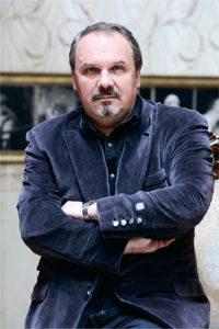 Сергей Федотов, основатель и художественный руководитель театра «У Моста»
