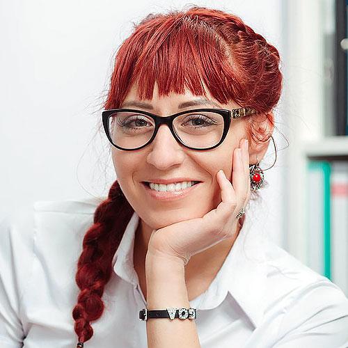 Валерия Седкова : ведущий специалист отдела рекламы