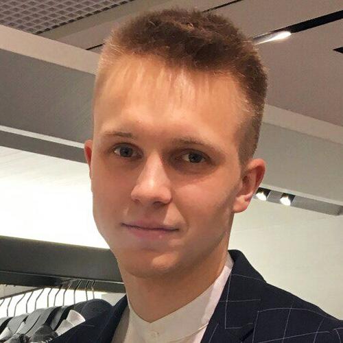 Даниил Бойченко : ведущий специалист отдела рекламы